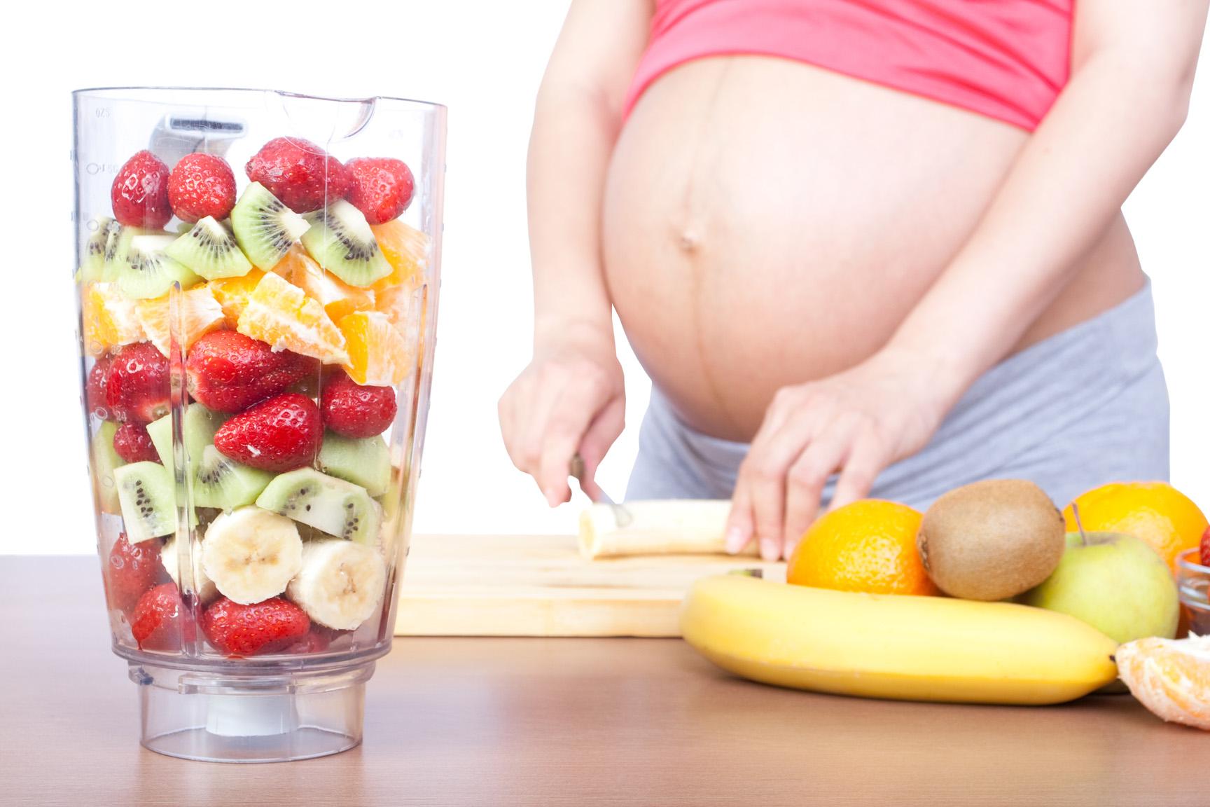 Какие фрукты нельзя беременным в первом