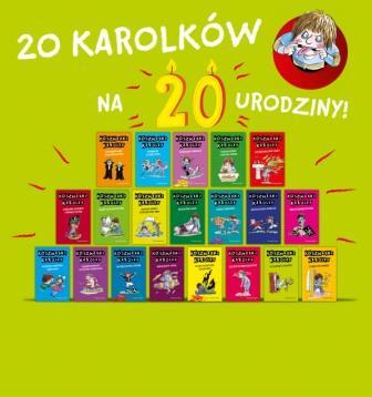 Urodzinowy konkurs z Koszmarnym Karolkiem